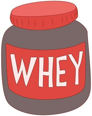 Das beste Molkenprotein zur Gewichtsreduktion