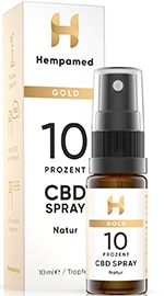 hempamed cbd mundspray