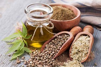 Hanfprotein & Öl