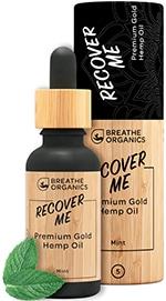 recover me breathe organics