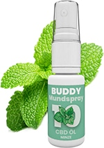 cbd buddy mundspray