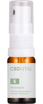 cbd vital mundspray
