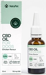 natupet cbd oil dog